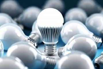 LED рсвещение