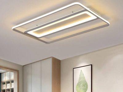 Накладные светодиодные светильники в системе освещения