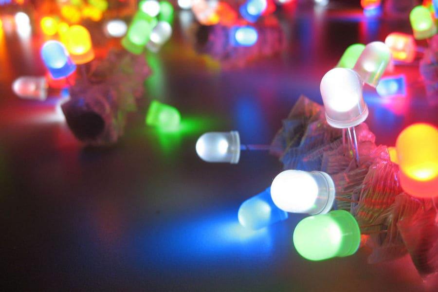 Психология и восприятие цвета LED RGB