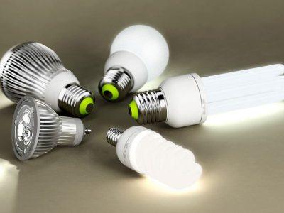 Энергосберегающее освещениелампами и световыми колодцами
