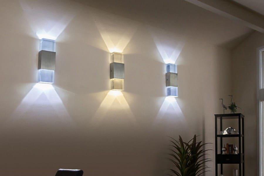 Типы светодиодных светильников