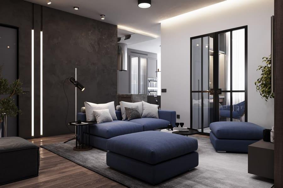 правила освещения квартиры