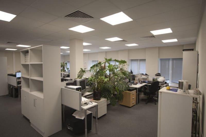 LED освещение офиса