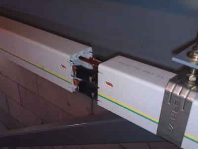 Тонкости монтажа осветительного шинопровода