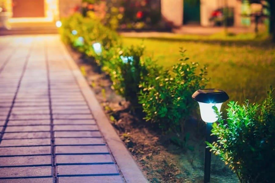 Светодиодное освещение улицы