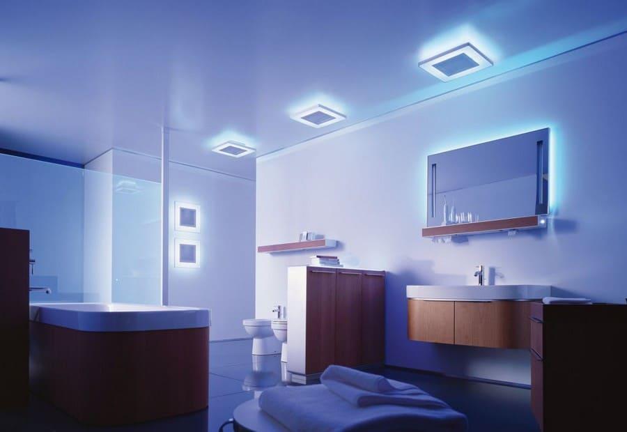 Светодиодное освещение для ванной комнаты