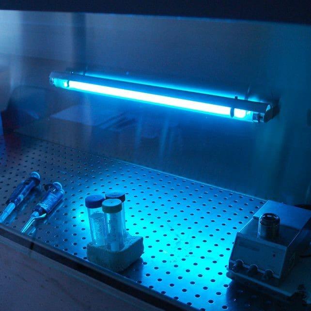 бактерицидное освещение
